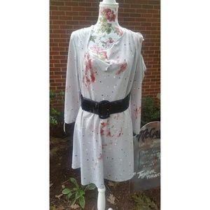 Handmade Women's Zombie Undead Halloween Costume